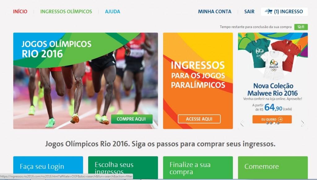 comprar ingressos olimpiadas 3