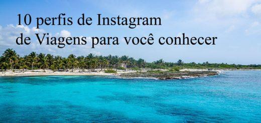 perfis de instagram