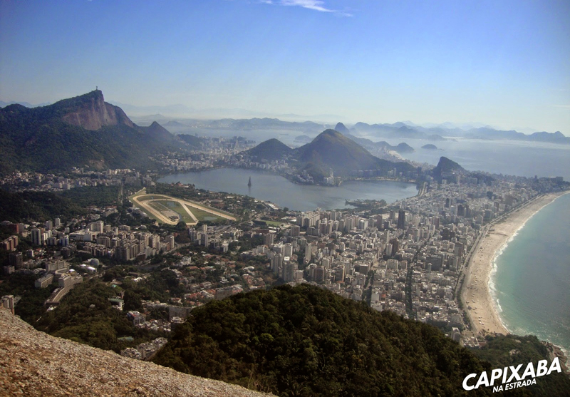 75 coisas para fazer no Rio de Janeiro. morro dois irmãos