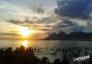 Réveillon em copacabana
