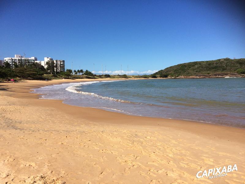 Praia da bacutia, Guarapari