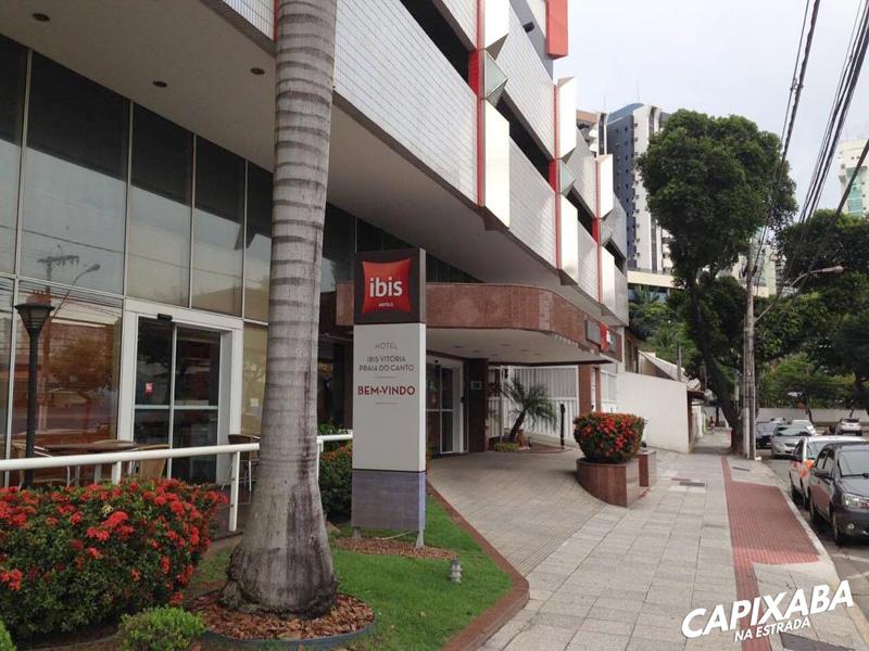 Hotel Ibis Vitória Praia do Canto