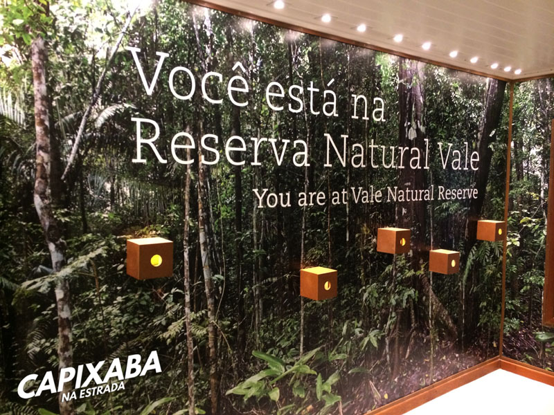 Reserva natural vale Linhares