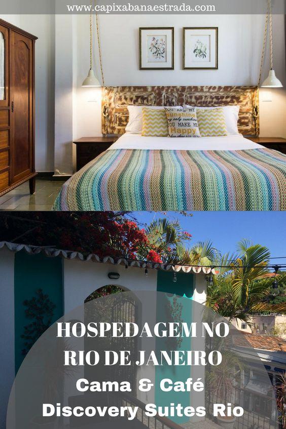 onde ficar no Rio de janeiro - Discovery suites Rio