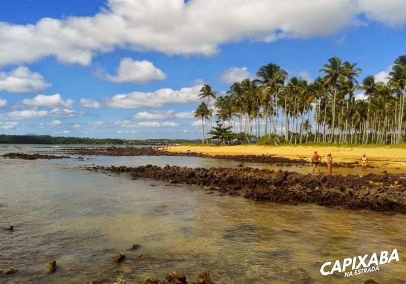 Coqueiral de Aracruz - melhores praias do Espírito Santo
