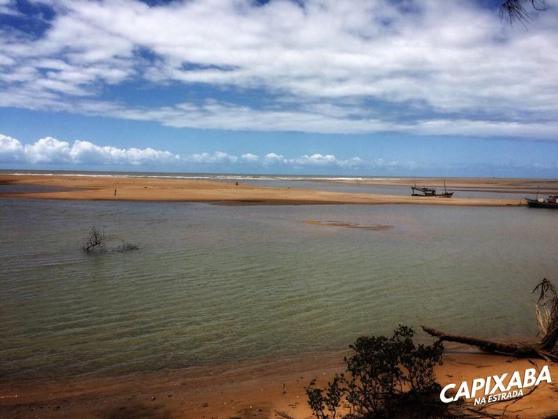 barra nova - melhores praias do Espírito Santo