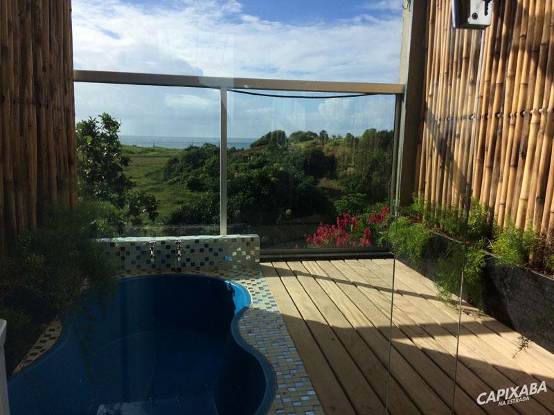 onde se hospedar em Guarapari: Orquídea café