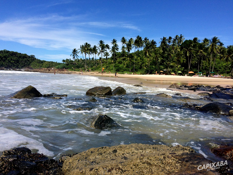 praia do resende - o que fazer em itacaré