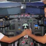 Simulador de voo está aberto para visitação em Vitória
