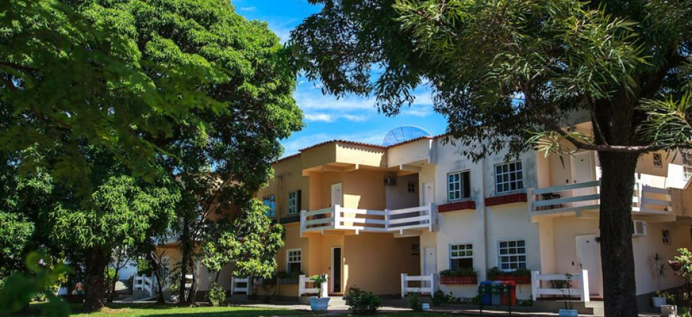 onde se hospedar em Guarapari - Hotel Guarapousada
