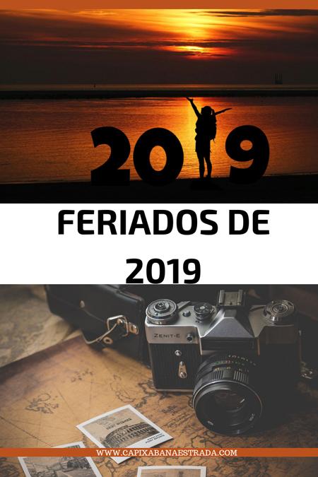 feriados 2019