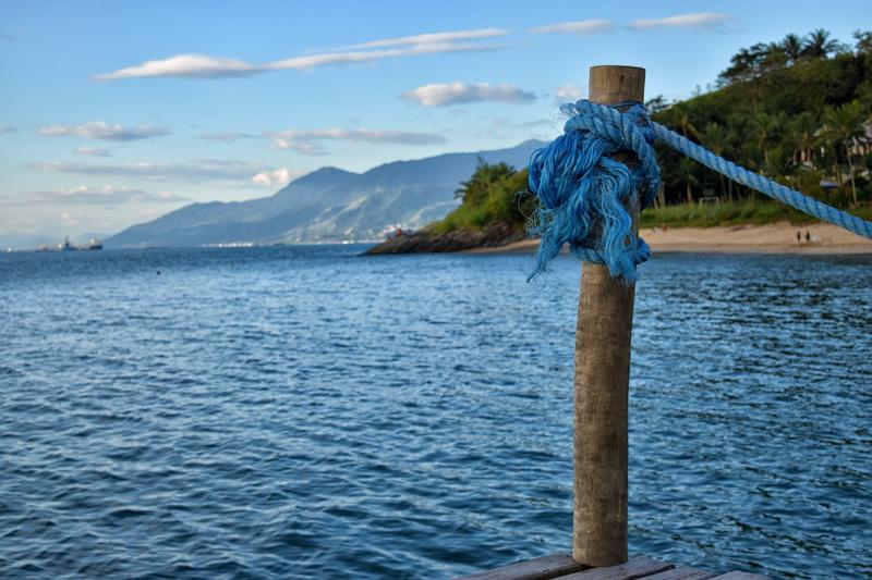 praias para passar o réveillon no Brasil - Ilhabela