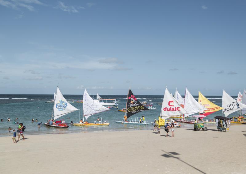 praias para passar o réveillon no Brasil - Porto de Galinhas