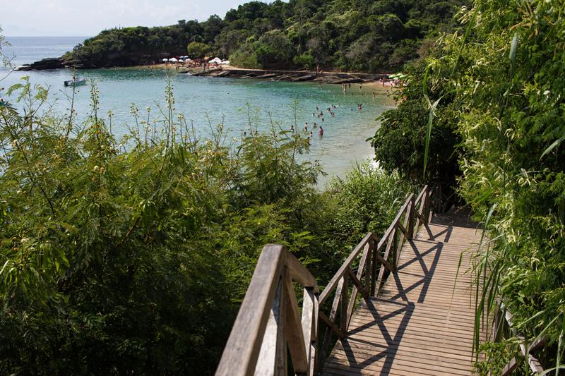 As 10 melhores praias do Rio de Janeiro - Praia Azeda e Azedinha