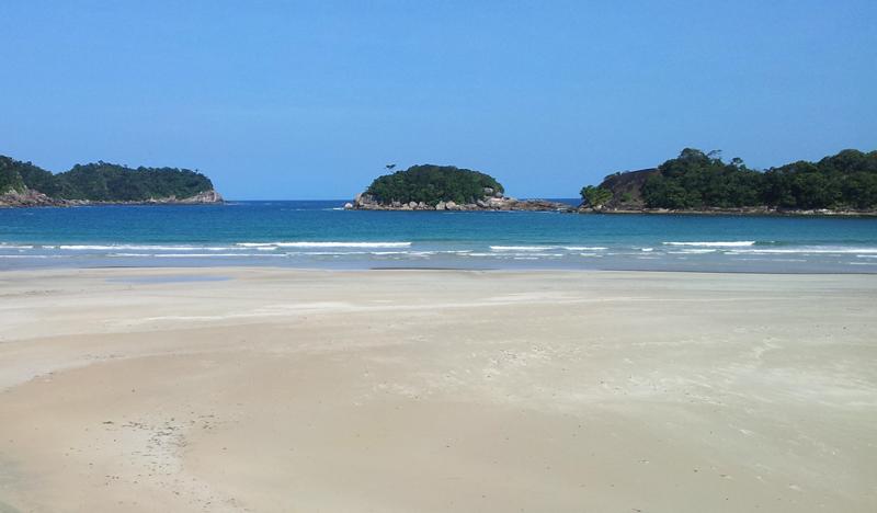 As 10 melhores praias do Rio de Janeiro - praia dois rios