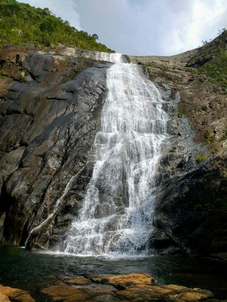 o que fazer no caparaó - cachoeira bonita